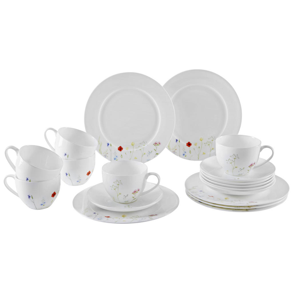 Novel Bone china kaffeeservice 18-teilig