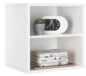 HYLLA - vit, Design, träbaserade material (45/45/35cm) - Xora