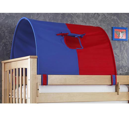 TUNNELSET - Blau/Rot, Design, Textil (180/11/16cm)