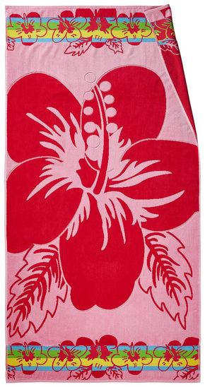 STRANDHANDDUK - pink, Klassisk, textil (90/180cm) - Esposa