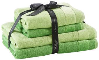 SADA FROTÉ - zelená, Basics, textil - Vossen