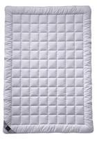 POLETNA PREŠITA ODEJA - bela, Konvencionalno, tekstil (135-140/200cm) - Billerbeck