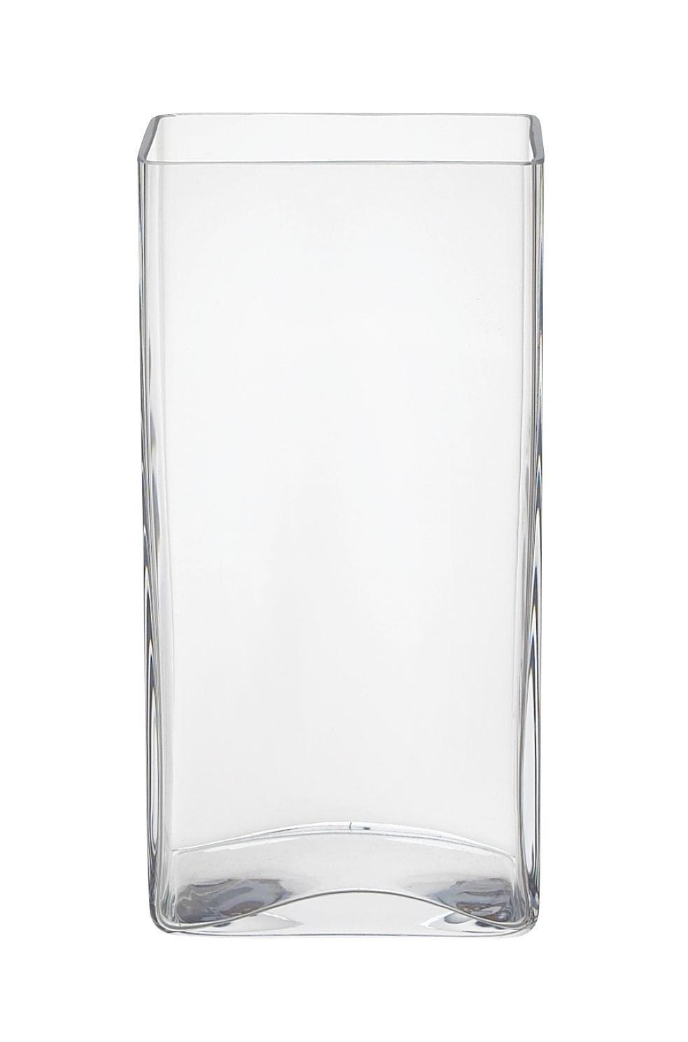 VAS - klar, glas (8/24/12cm) - AMBIA HOME