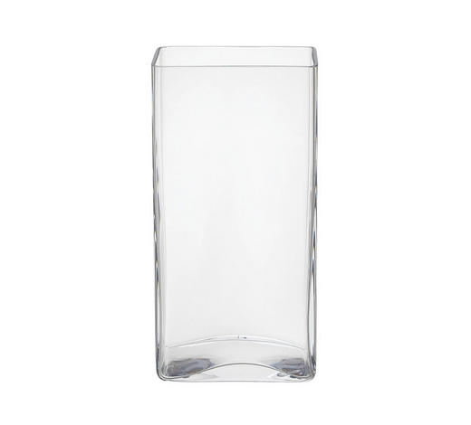 VÁZA, čiré - čiré, Basics, sklo (8/24/12cm) - Ambia Home