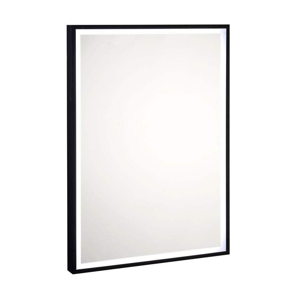 XXXLutz Badezimmerspiegel schwarz
