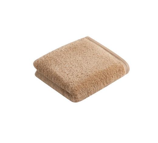HANDTUCH 50/100 cm  - Beige, Basics, Textil (50/100cm) - Vossen