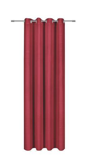 ÖLJETTLÄNGD - röd, Basics, textil (140/245cm) - Esposa
