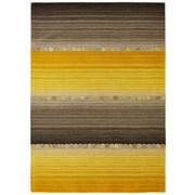 Orientteppich 120/180 Cm   Gelb/Braun, LIFESTYLE, Weitere Naturmaterialien  (120
