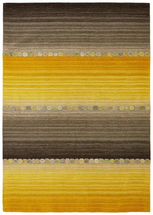 ORIENTTEPPICH - Gelb/Braun, LIFESTYLE, Weitere Naturmaterialien (80/200cm) - Esposa