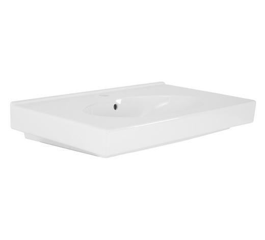 UMYVADLO - bílá, Design, keramika (80/7/48cm) - Xora