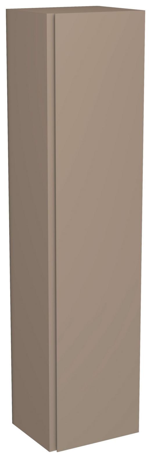 GARDEROBENSCHRANK - Taupe, Design, Holzwerkstoff (40/165/33cm) - Moderano