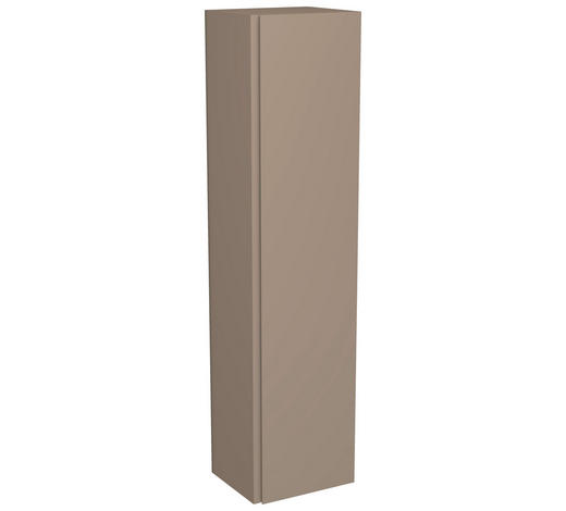 GARDEROBENSCHRANK 40/165/33 cm - Taupe, Design, Holzwerkstoff (40/165/33cm) - Moderano