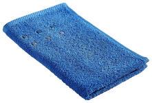 GÄSTETUCH Blau 30/50 cm  - Blau, Basics, Textil (30/50cm) - Esposa