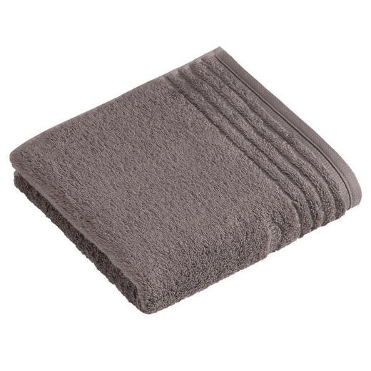 GÄSTETUCH Taupe 30/50 cm - Taupe, Basics, Textil (30/50cm) - VOSSEN