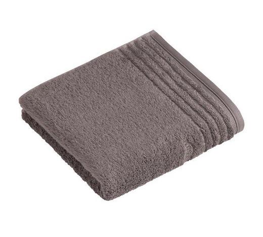 HANDTUCH 50/100 cm - Braun, Basics, Textil (50/100cm) - Vossen