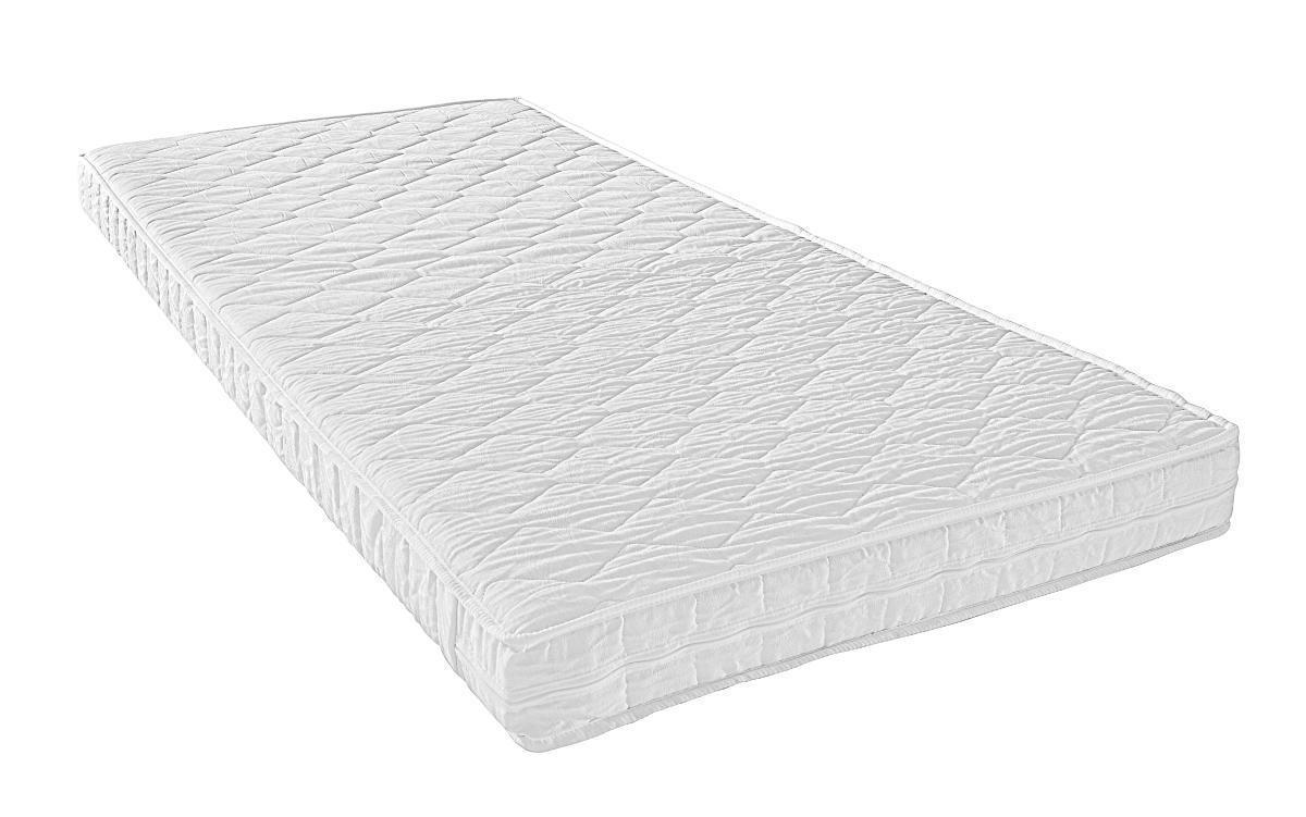 MADRASS - vit, Basics, textil (140/200cm) - SLEEPTEX