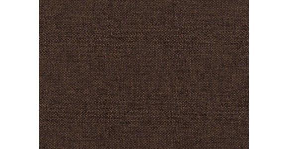 BOXSPRINGBETT Webstoff 140/200 cm  INKL. Topper, motorische Verstellbarkeit  - Eichefarben/Braun, Design, Holz/Textil (140/200cm) - Linea Natura