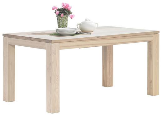 ESSTISCH Kernesche massiv Eschefarben - Eschefarben, Design, Holz (160(240)/90/76cm) - Venda