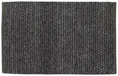 Handwebeteppich Glotilde - Braun, Basics, Textil (60/90cm) - James Wood
