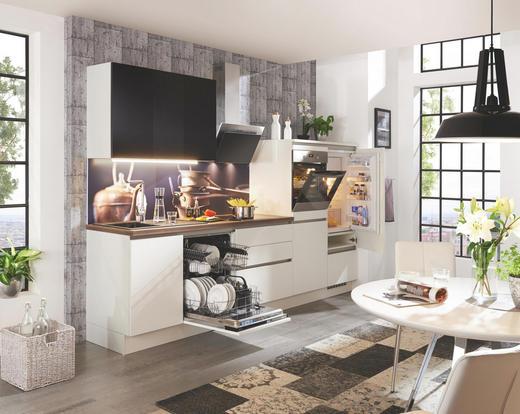 KUCHYŇSKÝ BLOK - Design, kompozitní dřevo (310cm) - Celina