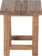 GARTENHOCKER - Braun, ROMANTIK / LANDHAUS, Holz (40/45/40cm) - AMBIA GARDEN