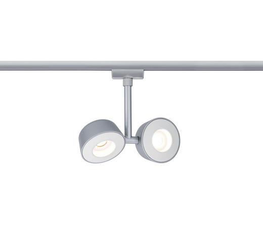 URAIL SCHIENENSYSTEM-STRAHLER   - Chromfarben/Weiß, Design, Kunststoff/Metall (19/18/4cm)