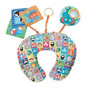Spielkissen - Multicolor, Basics, Textil (38/30/10cm) - Chicco