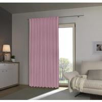 ZÁVĚS - růžová, Basics, textil (140/300cm) - Esposa