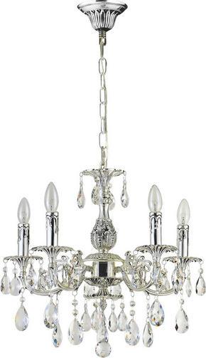TAKKRONA - silver, Lifestyle, metall/glas (52/365cm) - Glandor