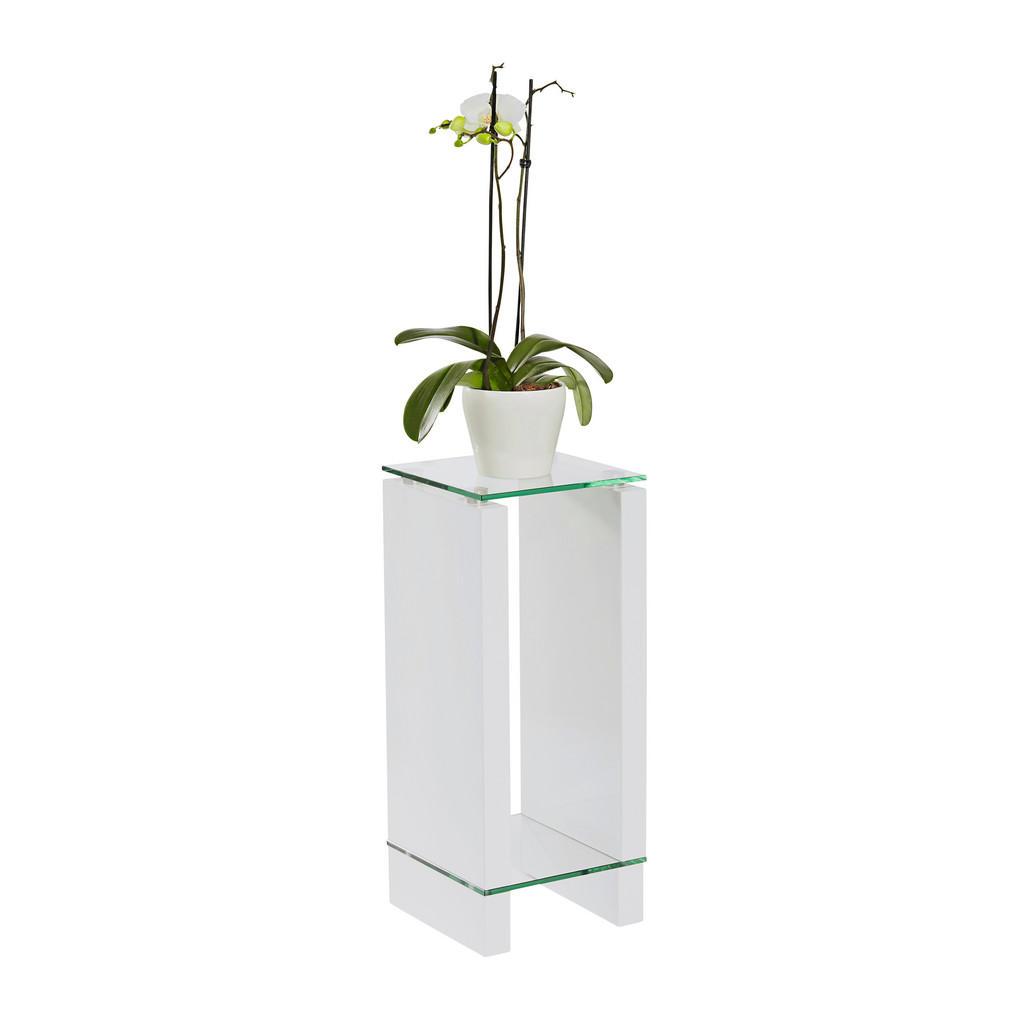 Carryhome Blumentisch glas