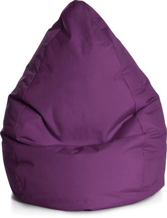 VREČA ZA SEDENJE BRAVA XL vijolična - vijolična, Konvencionalno (70/110cm)
