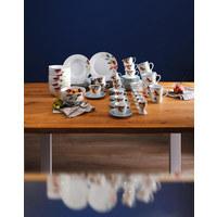 Porzellan  KOMBISERVICE 60-teilig   - Multicolor, LIFESTYLE, Keramik - Ritzenhoff Breker