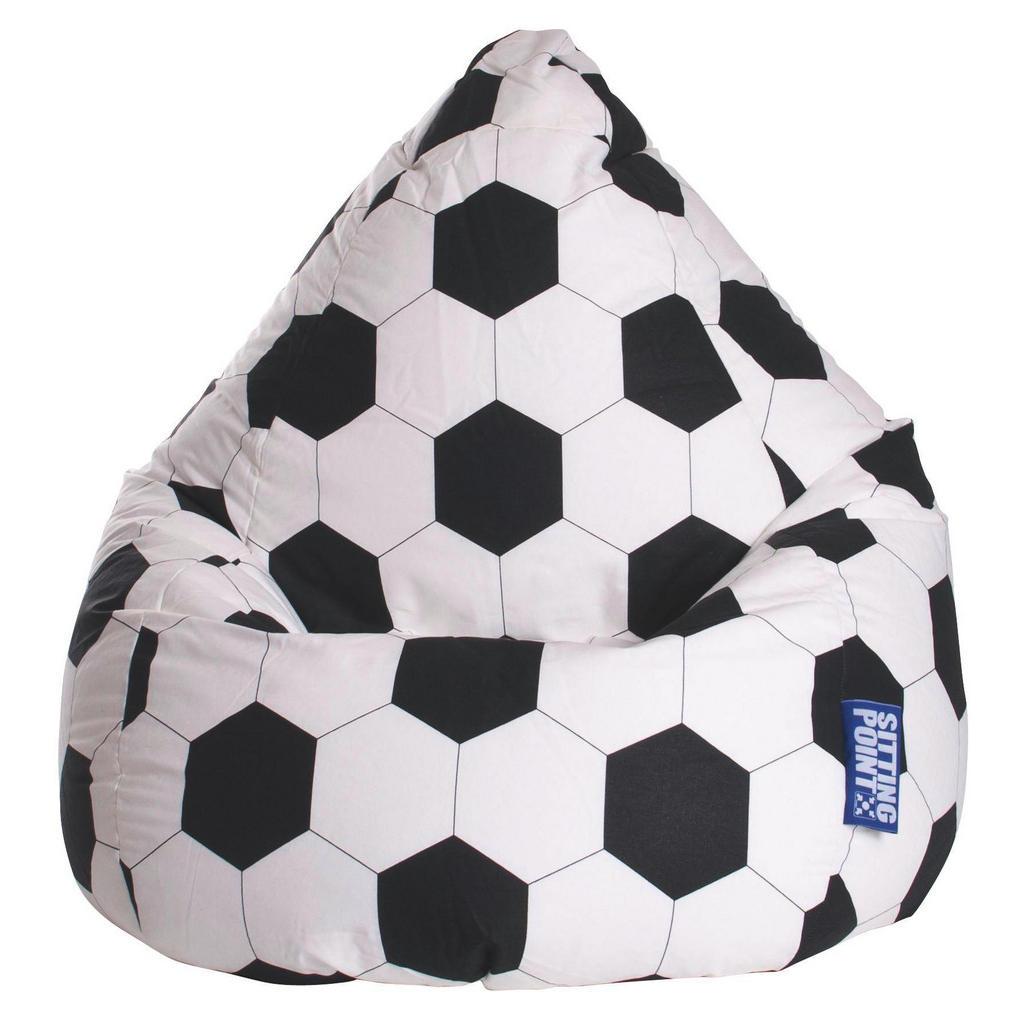 Sitzsack im Fußballdesign von CarryHome