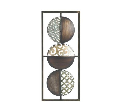 OBJEKTBILD - Multicolor, LIFESTYLE, Metall (28/69cm) - Ambia Home