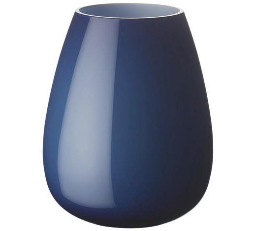 VASE 18 cm - Dunkelblau, Design, Glas (18cm) - Villeroy & Boch