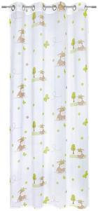 KINDERVORHANG  halbtransparent  135/245 cm - Multicolor, KONVENTIONELL, Textil (135/245cm) - My Baby Lou