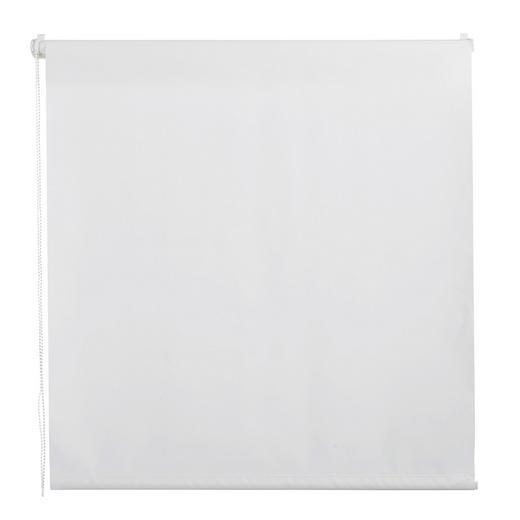 ROLLO  blickdicht   75/160 cm - Weiß, Design, Kunststoff/Textil (75/160cm) - Homeware