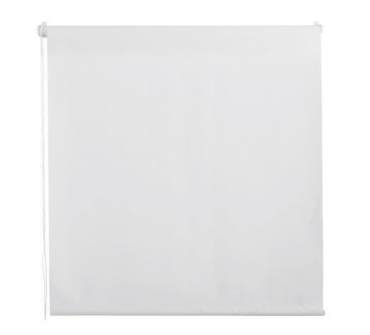 ROLLO - Weiß, Design, Kunststoff/Textil (75/160cm) - Homeware