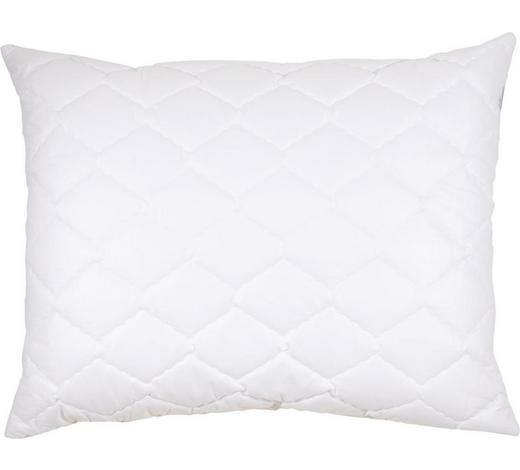 KOPFPOLSTER 70/90 cm  - Weiß, Basics, Textil (70/90cm) - Billerbeck