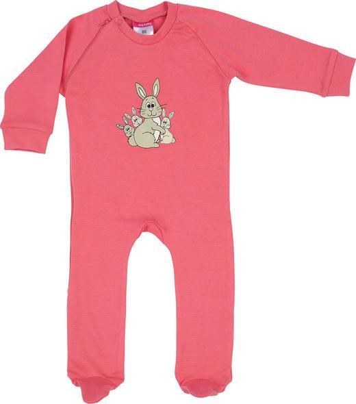 SCHLAFANZUG - Pink, Basics, Textil (62) - My Baby Lou