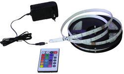LED-STRIP 300 cm  - Weiß, Basics, Kunststoff (300cm) - Boxxx