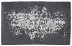 BADTEPPICH in Anthrazit 60/100 cm - Anthrazit, Design, Kunststoff/Textil (60/100cm) - Ambiente