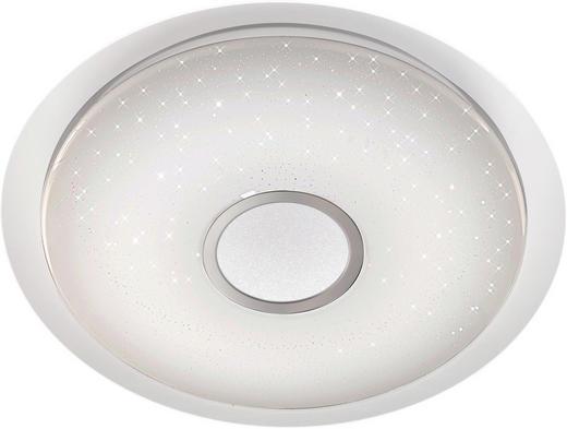 LED STROPNÍ SVÍTIDLO - bílá, Design, umělá hmota (56,6/10,8/cm)