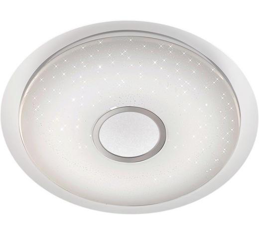 LED STROPNÍ SVÍTIDLO - bílá, Design, umělá hmota (56,6/10,8cm)