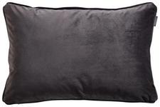 KISSENHÜLLE Anthrazit 40/60 cm  - Anthrazit, KONVENTIONELL, Textil (40/60cm) - Ambiente