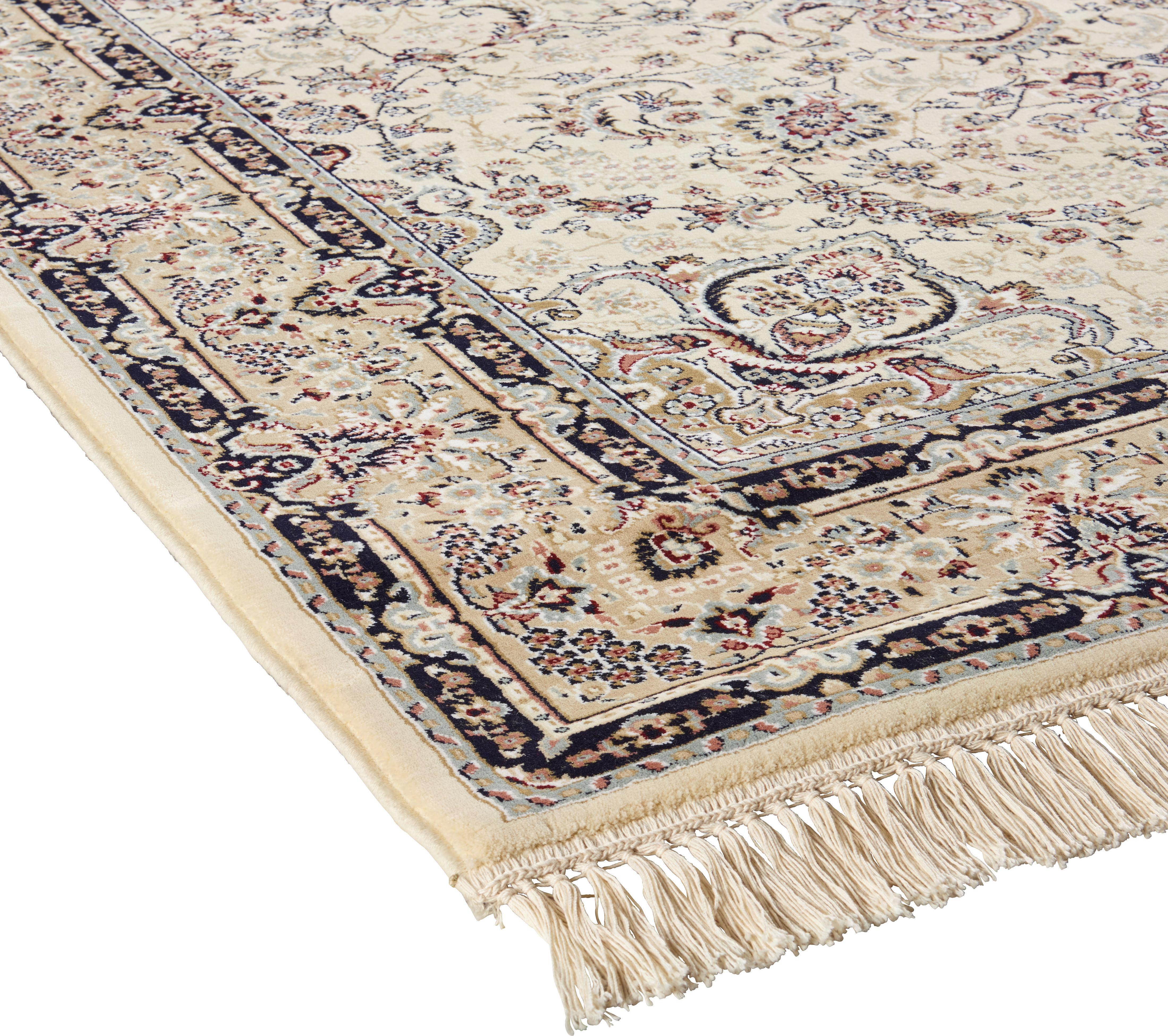 KOBEREC TKANÝ - krémová, Konvenční, textil (100/150cm) - ESPOSA