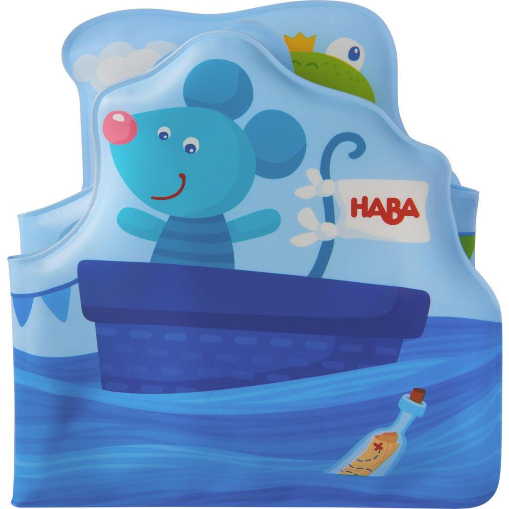 Badebuch 'Tiermatrosen Ahoi' von HABA