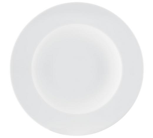 SPEISETELLER 27,5 cm - Weiß, Design, Keramik (27,5cm) - Seltmann Weiden