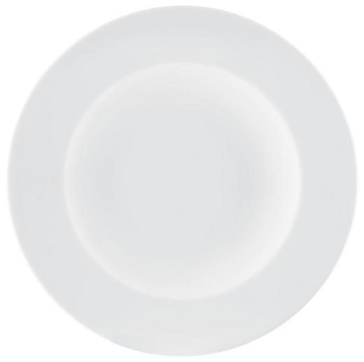 SPEISETELLER Keramik Porzellan - Weiß, Keramik (27,5cm) - Seltmann Weiden