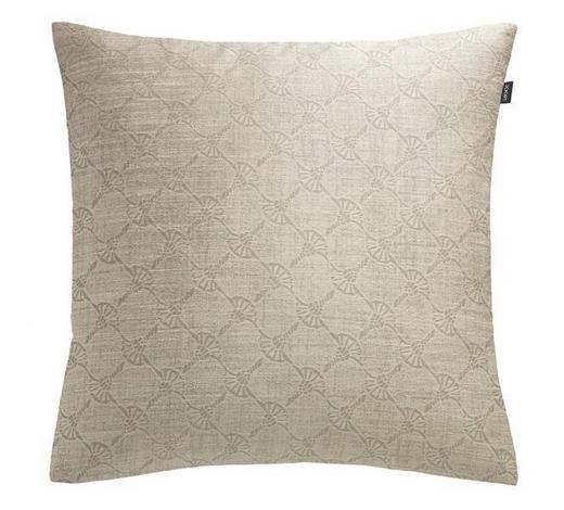 KISSENHÜLLE Beige 50/50 cm  - Beige, Textil (50/50cm) - Joop!